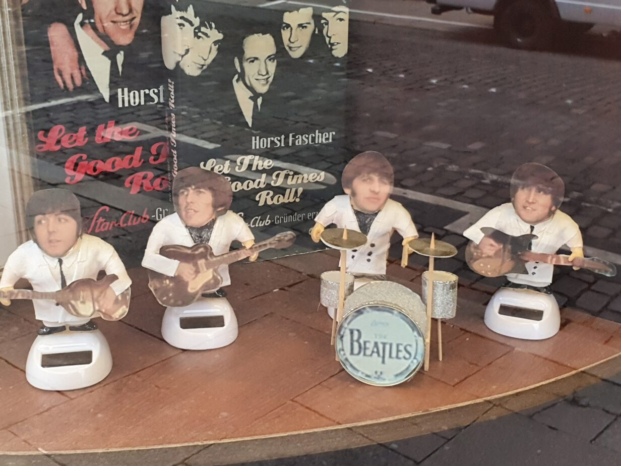 Die Beatles in Hamburg