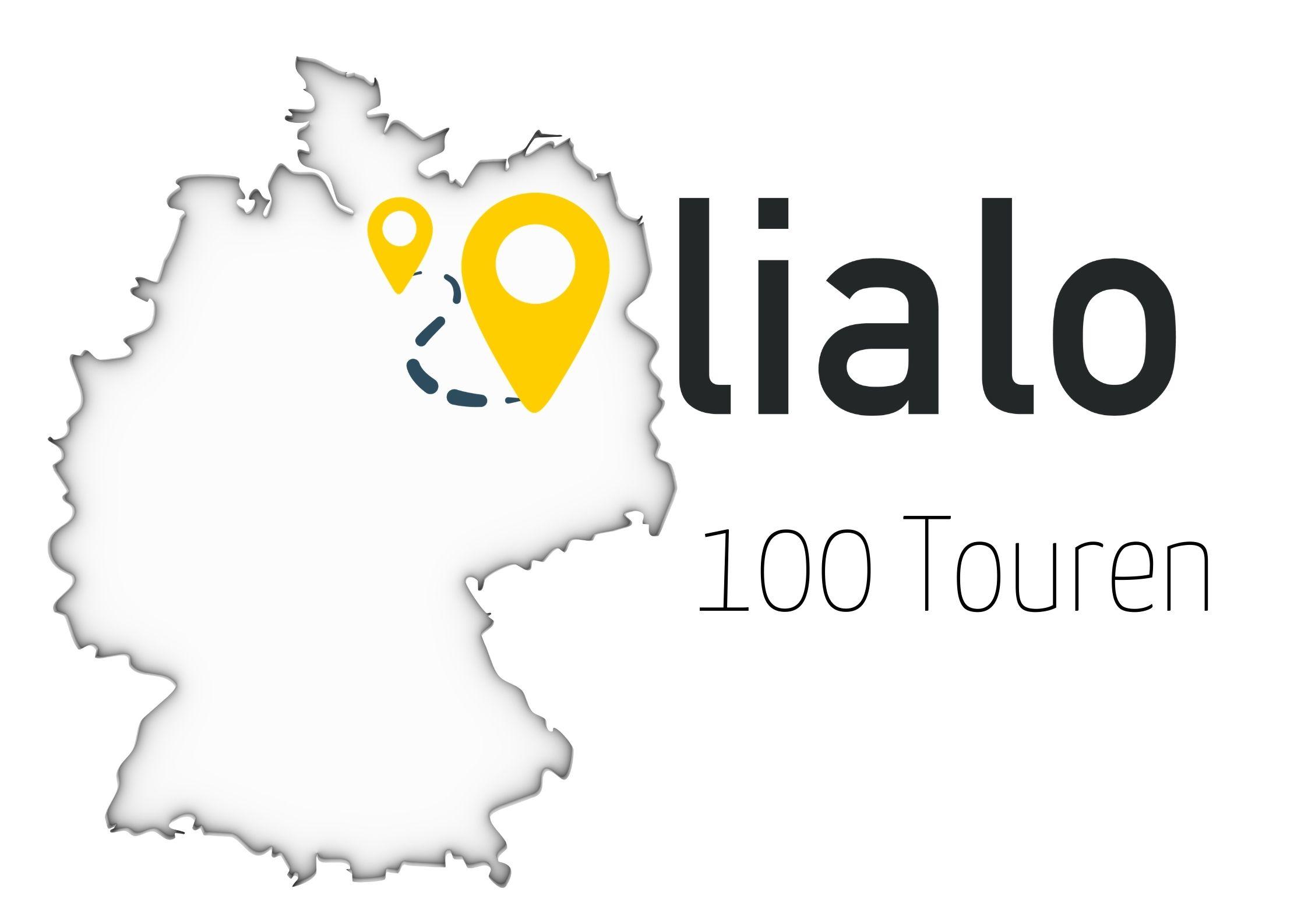 wir feiern 100 lialo Touren