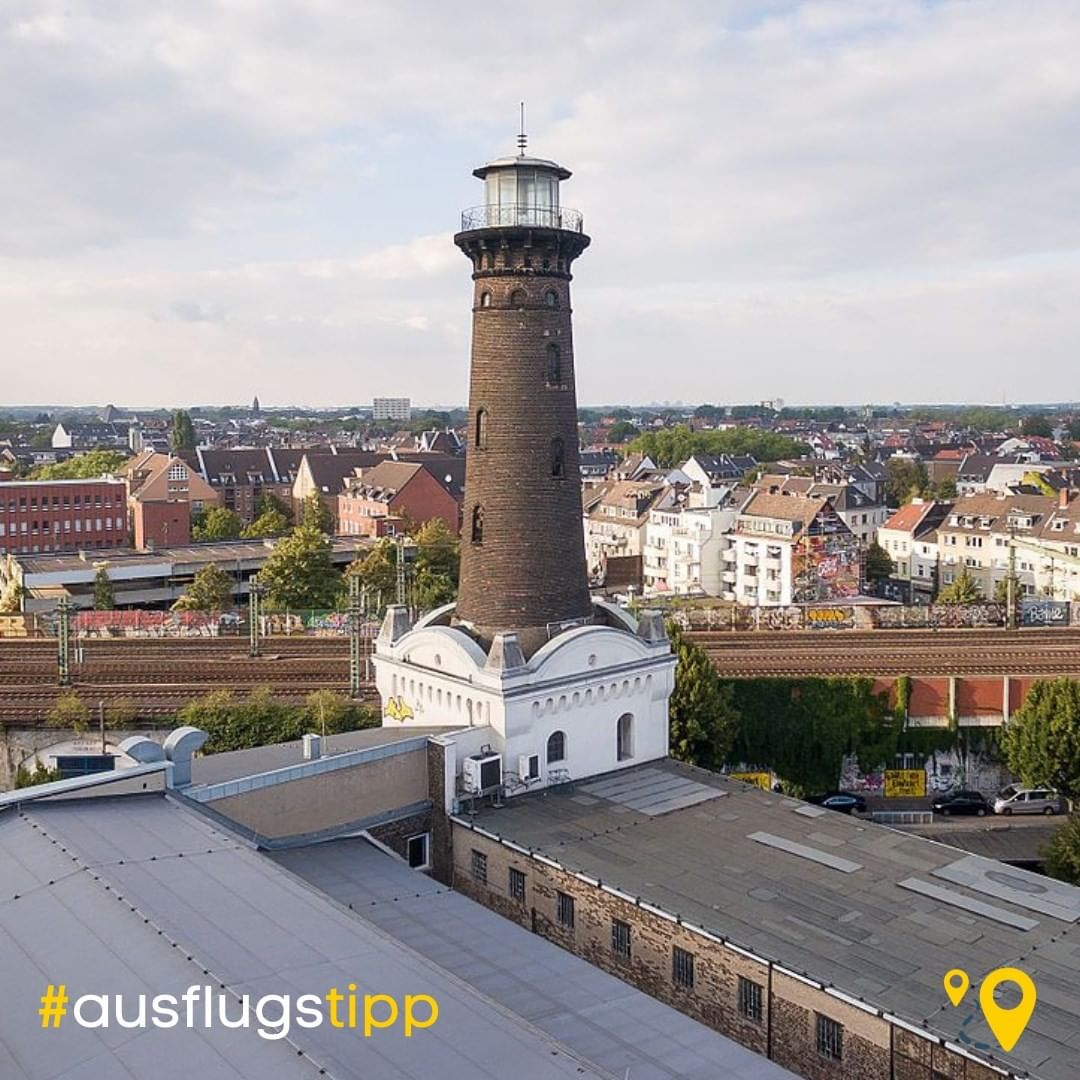 Ausflugstipp: Köln Ehrenfeld - industriell und kulturell geprägt